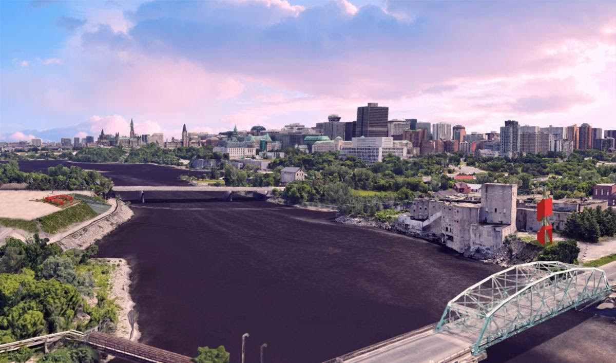CANADA: Soon you'll be able to zip line from Ontario to Quebec