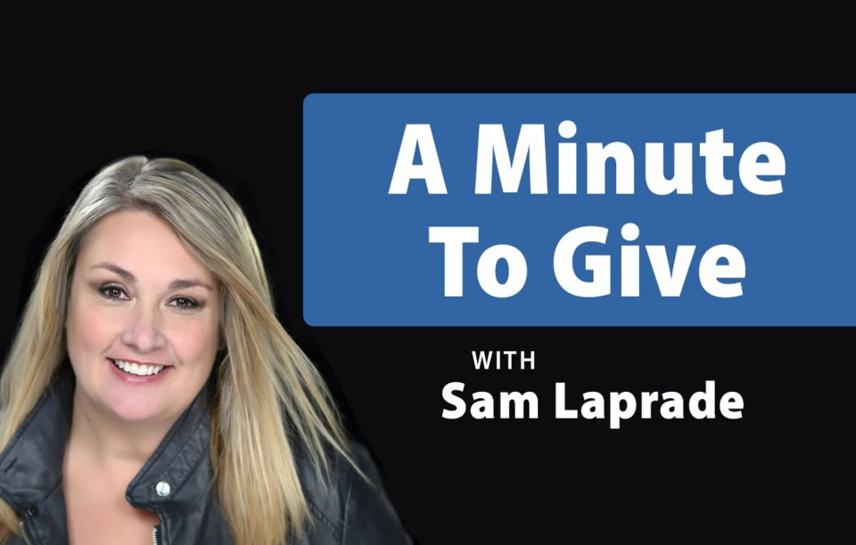 2019-12-02 Sam Laprade a minute to give