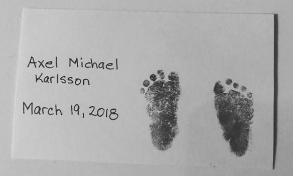 2018-03-20 Karlsson baby