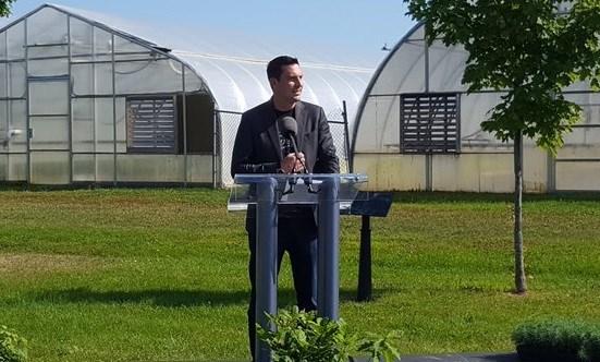 2019-08-16 Canopy Growth CEO Mark Zekulin