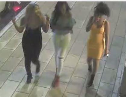Three witnesses to the 2017 murder of Ashton Dickson. (Police photo)