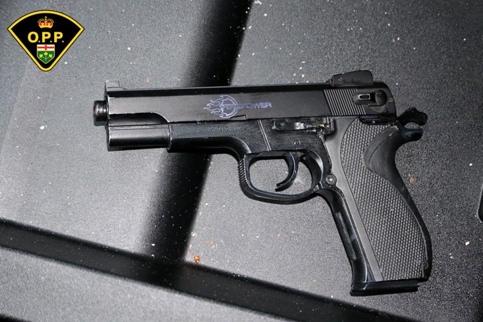 2020-03-27 airsoft pistol prescott
