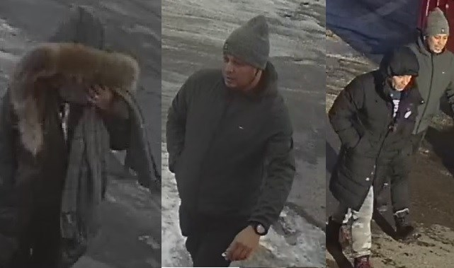 Gas Prices In My Area >> Suspects wanted in Christmas Eve Lincoln Fields commercial ...