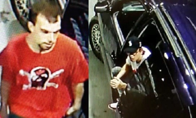 Suspects in an assault with a weapon on Terry Fox Drive, July 1, 2020. Photo/ Ottawa Police Service