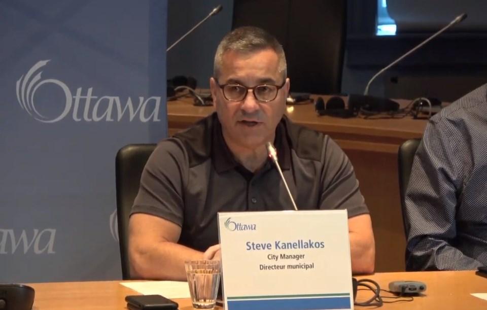 2020-03-13 City of Ottawa Manager Steve Kanellakos