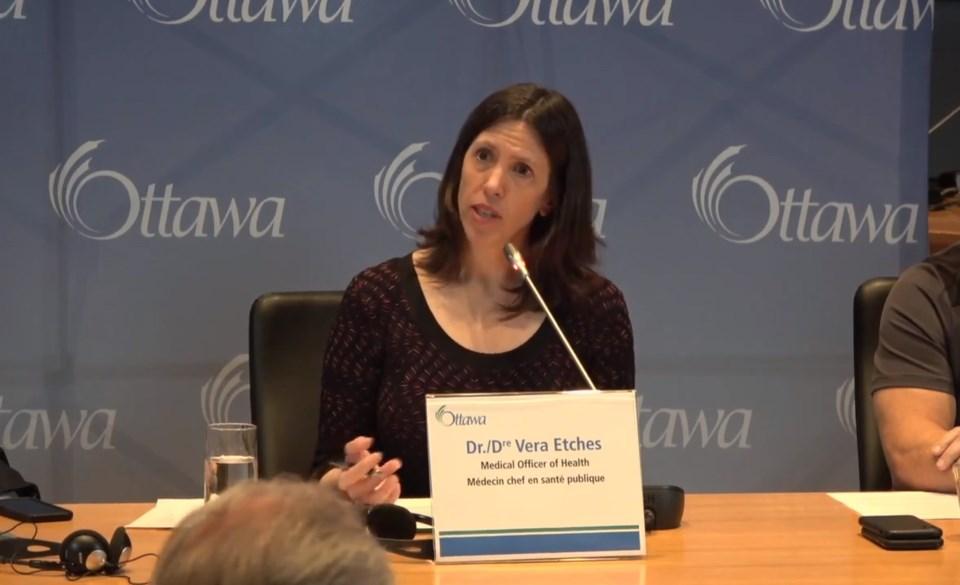 2020-03-13 Dr. Vera Etches Ottawa Public Health