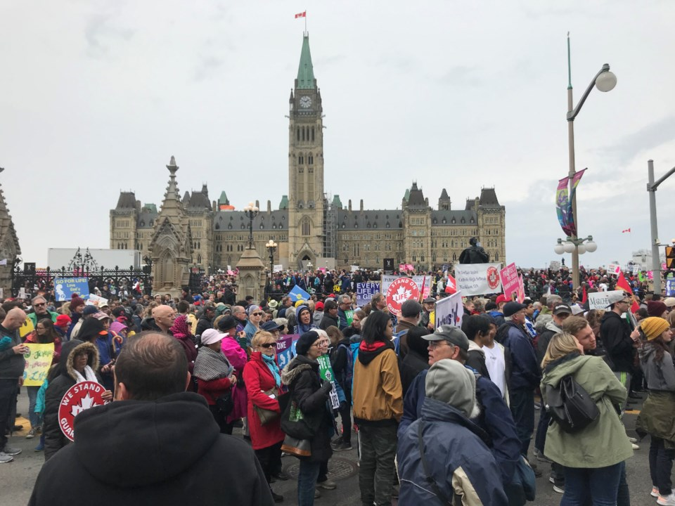 2019-05-09 Pro-Life Protest