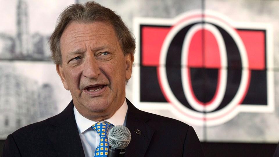 2018 Ottawa Senators Owner Eugene Melnyk-1