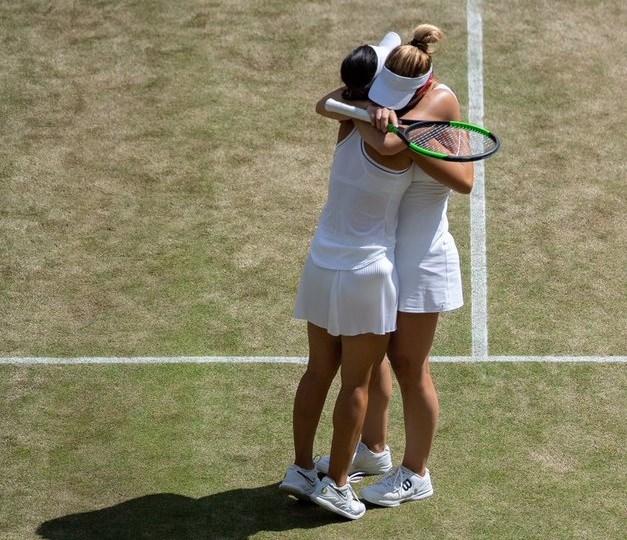 2019-07-12 Dabrowski Xu Wimbledon