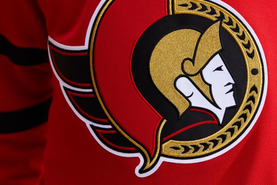 2020-11-16 ottawa senators jersey