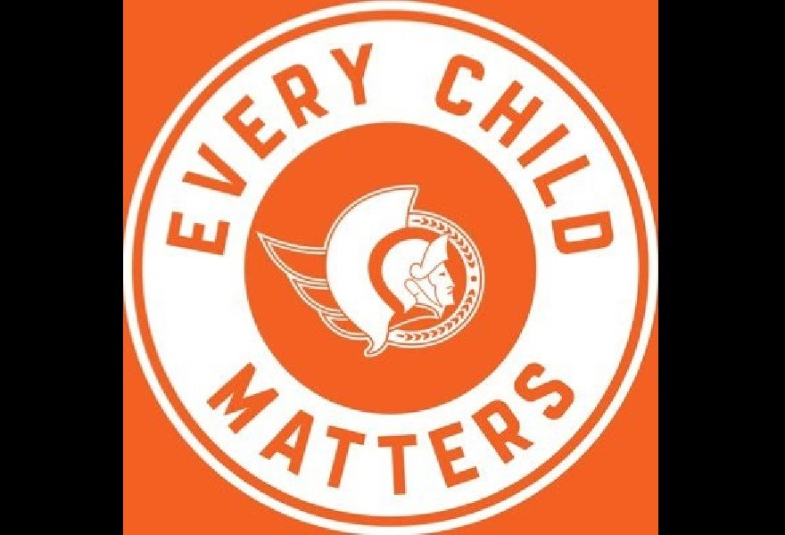 2021-09-29 ottawa senators every child matters
