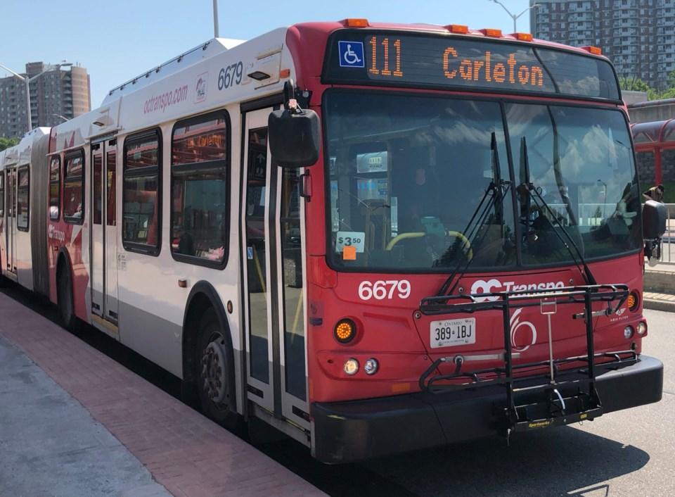 2019-07-03 oc transpo bus CK1
