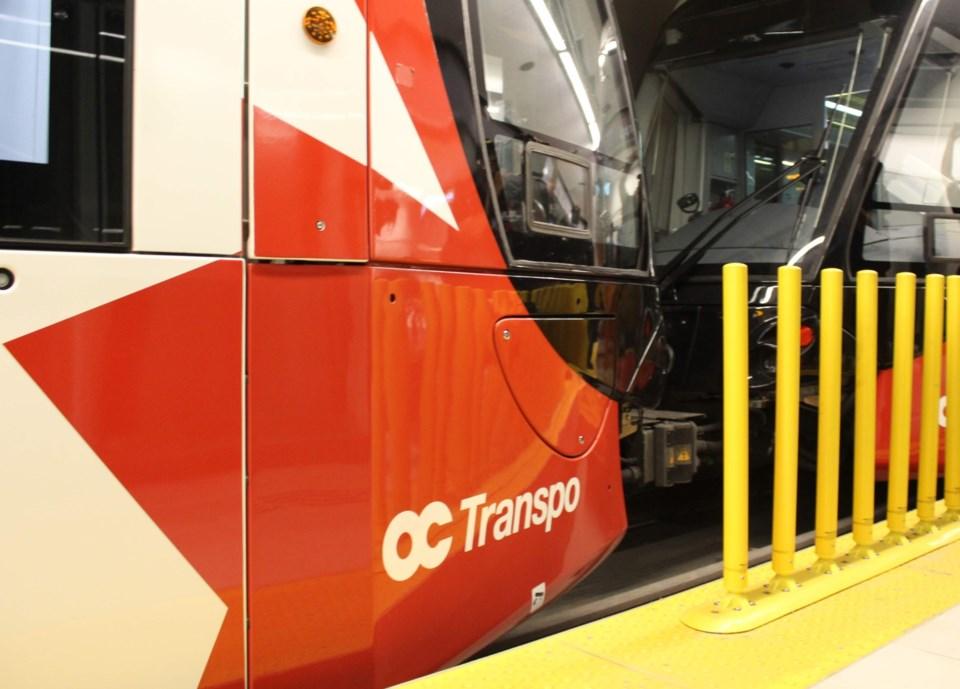 2019-08-23 LRT Ottawa Confederation Line