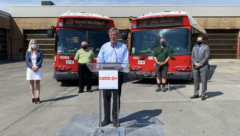 2021-06-07 electric buses ottawa oc transpo
