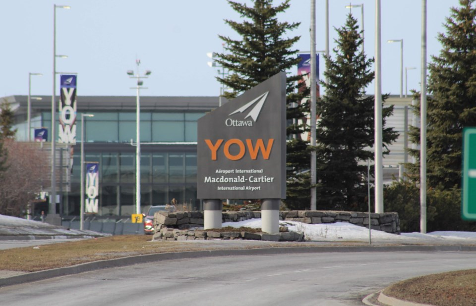 2020-03-11 Ottawa International Airport YOW MV1