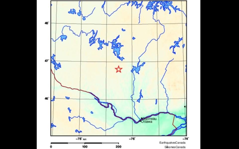 2021-08-27 earthquake maniwaki