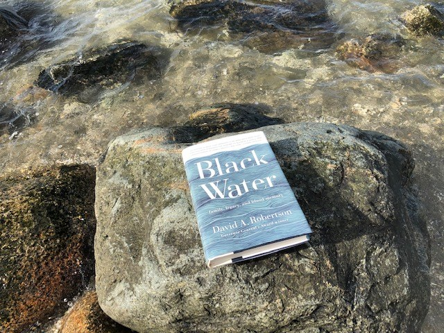 Black Water in the wild water copy