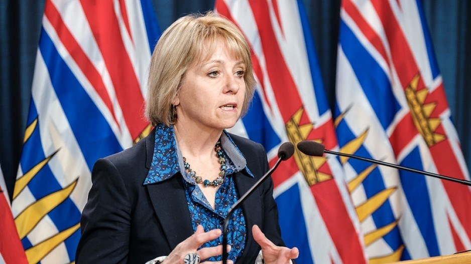 BC health officials announce 104 new coronavirus cases