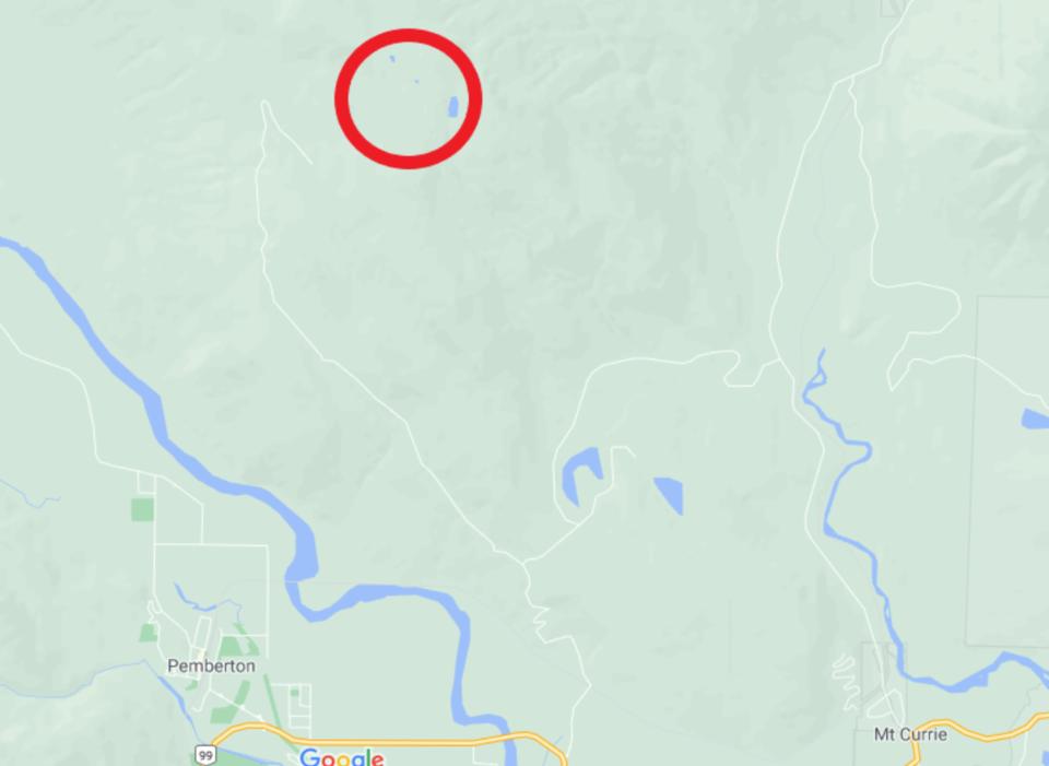 missing lil'wat men map rcmp Screen Shot 2020-10-25 at 4.25.27 PM