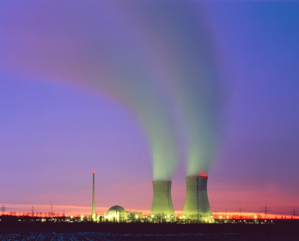 O-Science Matters Nuclear Power 28.30 PHOTO BY HERBERT KEHRER : GETTY IMAGES