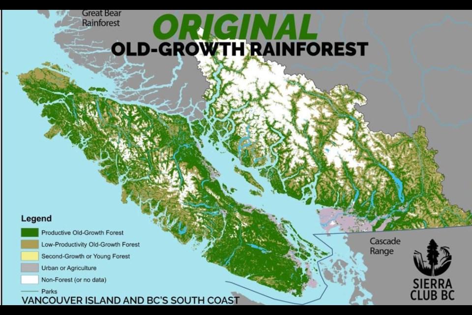 Image courtesy of Sierra Club BC