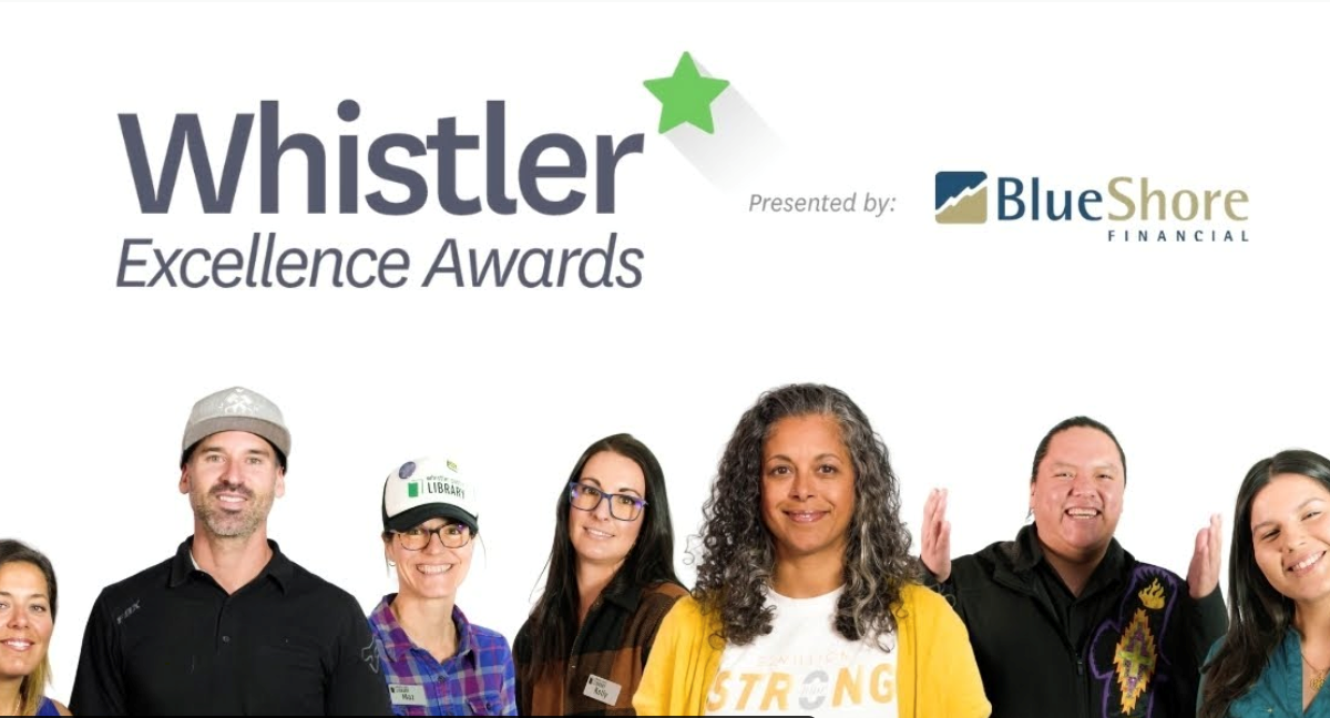 Virtual Whistler Excellence Awards taking place tonight