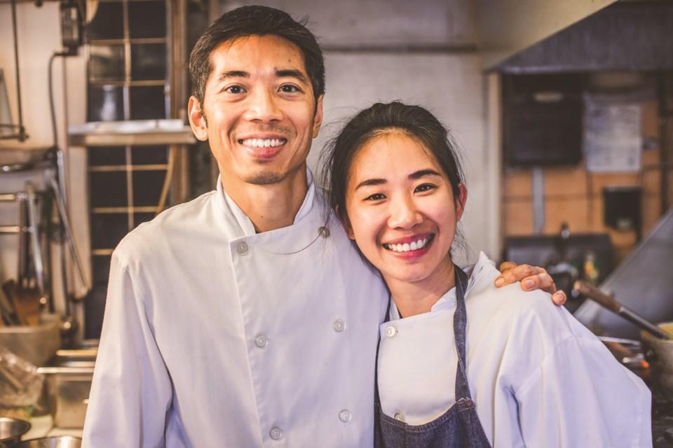 Chef O & Chef Fia