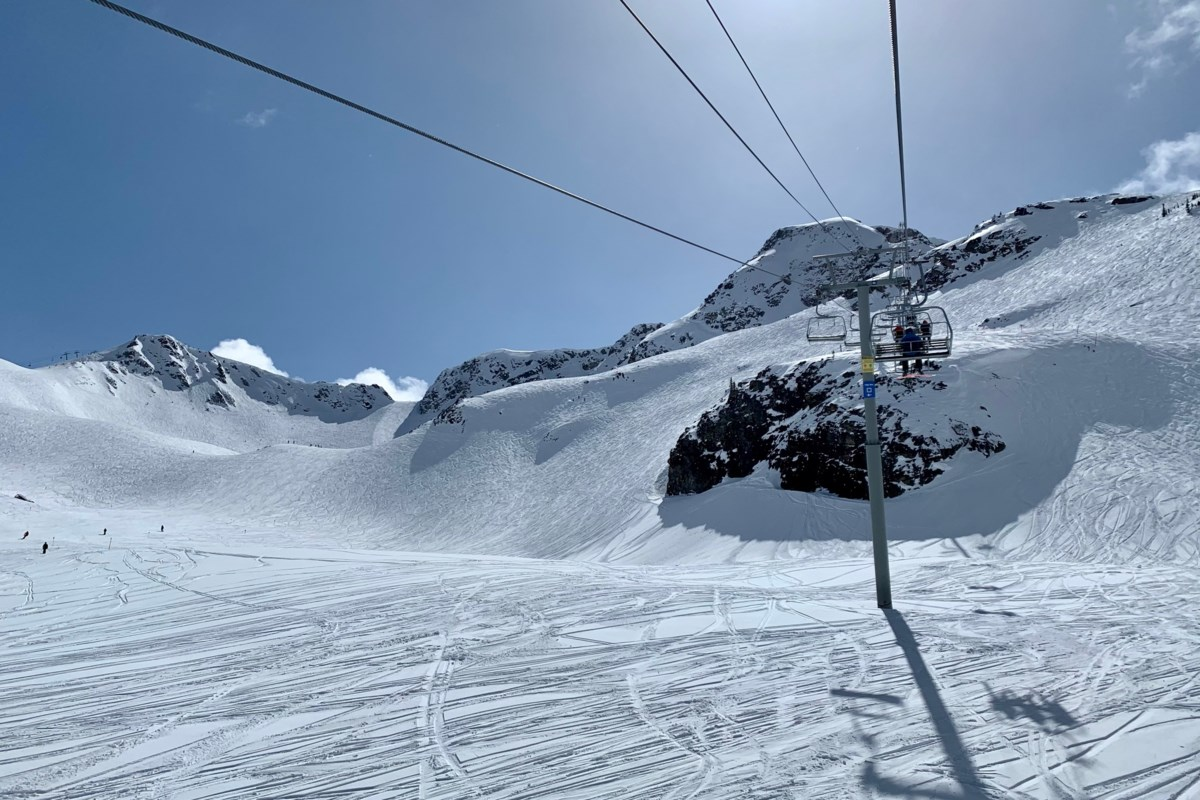 It's official: Whistler Blackcomb is one of Canada's most Instagrammed attractions