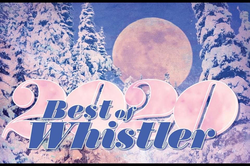 Best of Whistler 2020