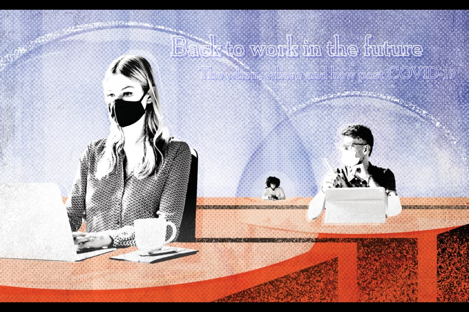 Complications abound with post-vaccination pressure for a return to the workplace.