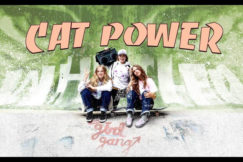 Cat Power The Real Wild Kittens and the rise of Whistler's women's skate scene