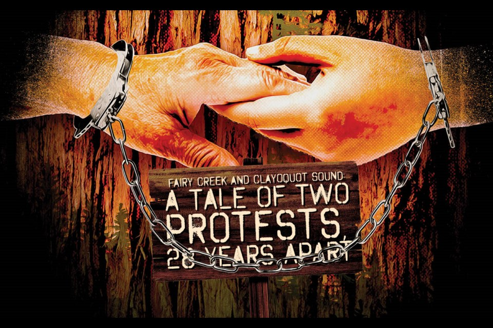 Fairy Creek and Clayoquot Sound: A tale of two protests, 28 years apart