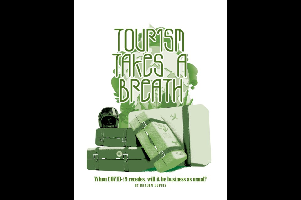 Tourism takes a breath. When COVID-19 recedes, will it be business as usual for Whistler?