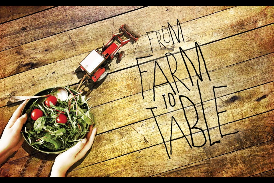 From farm to table The food industry, from producers to eateries, copes with COVID-19. By Dan Falloon