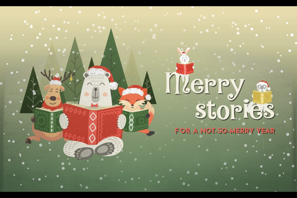 Merry stories For a not-so-merry year