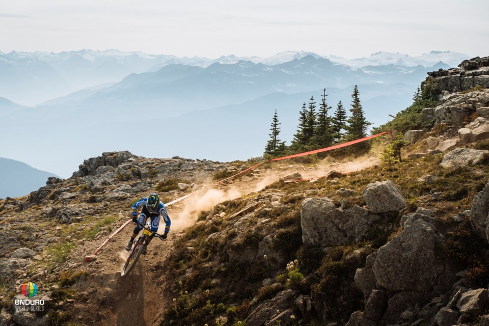 Enduro World Series Whistler SUBMITTED