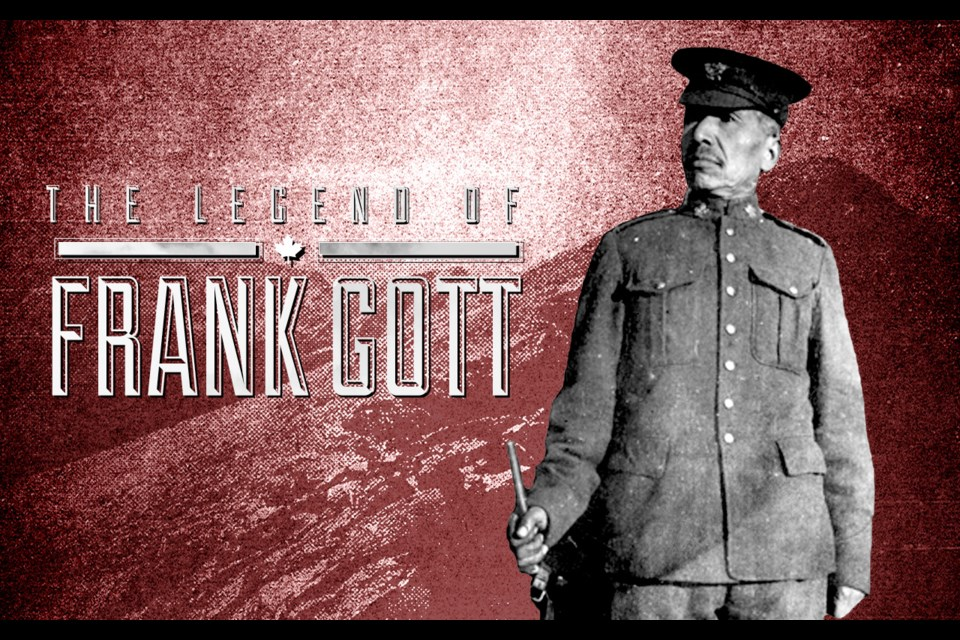 The legend of Frank Gott