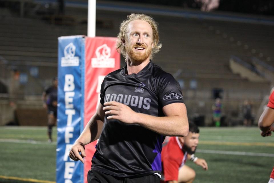 Blake Mahovic - Rugby