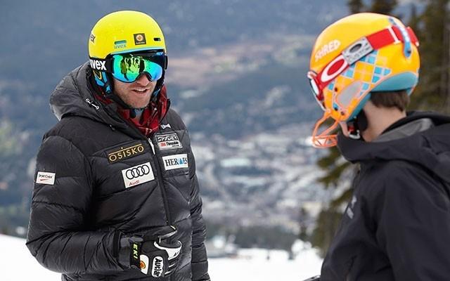 mike Janyk - whistler mountain ski club