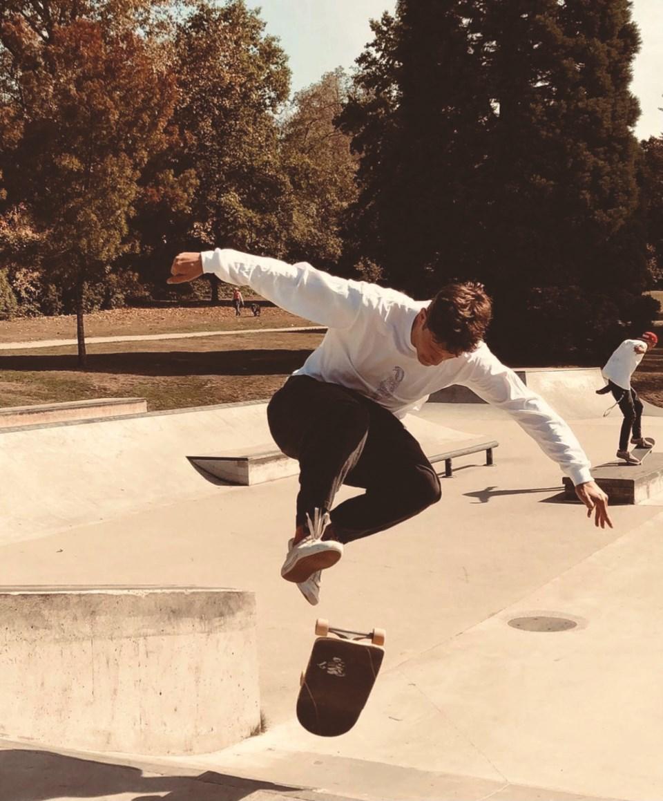 OD Skate event - Photo courtesy of Lukas House Society