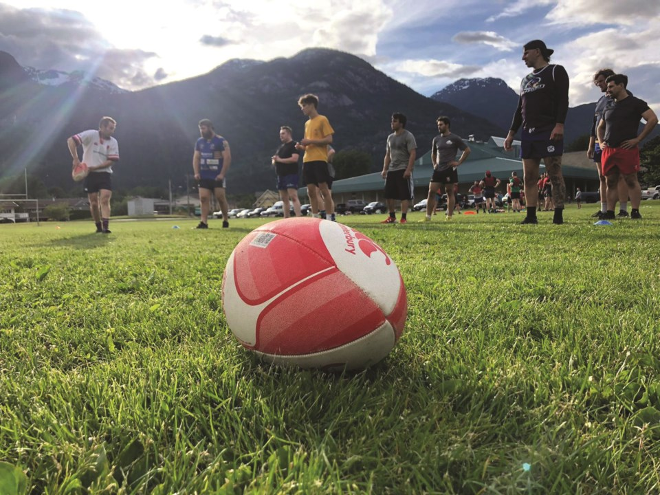 Rugby photo by Axemen Rugby Club