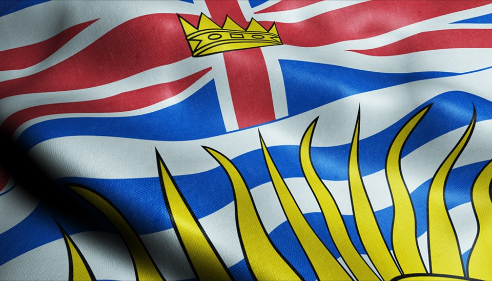 British Columbia flag politics GettyImages-1180035439