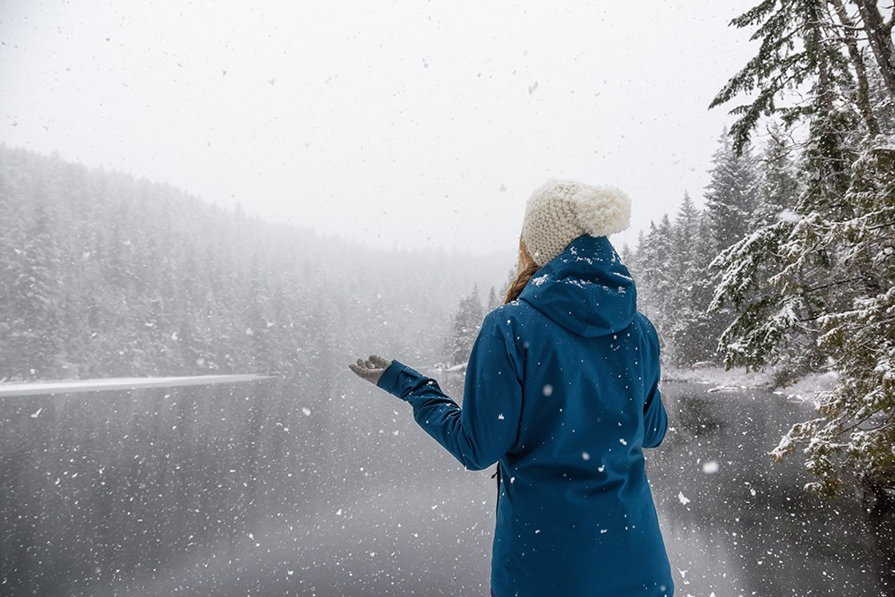 Bundle up: Snow, freezing temperatures expected for Whistler tomorrow