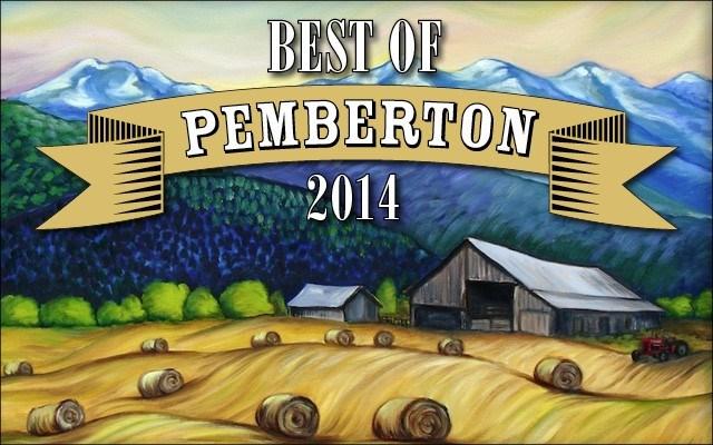 Best of Pemberton 2014. Pique