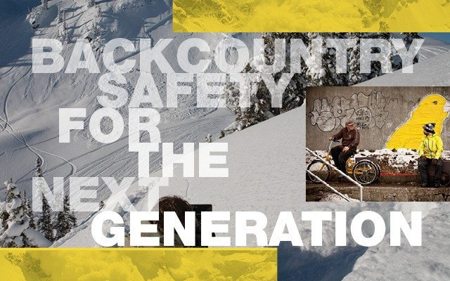 Backcountry safety for the next generation: Helping to keep skiing's fastest growing user group safe. By Vince Shuley