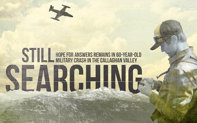 Still Searching – Hope for answers remain in 60-year-old military crash in the Callaghan Valley. By Alison Taylor