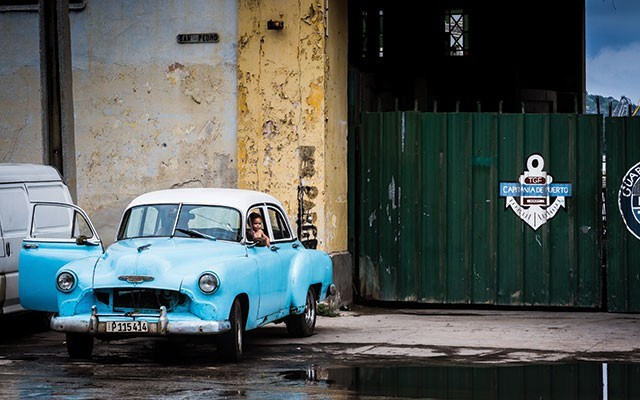 A new generation of Cubans face a quickly changing political landscape. Photo by Matt Whelan
