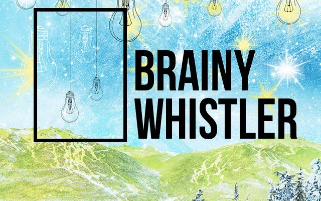 "Brainy Whistler – The Walrus magazine hosted the latest ""brain-candy"" event in Whistler's intellectual boom: a talk about innovation. Story by Nicola Jones"