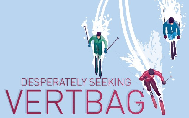 Desperately seeking Vertbag. By Caitlin Shea