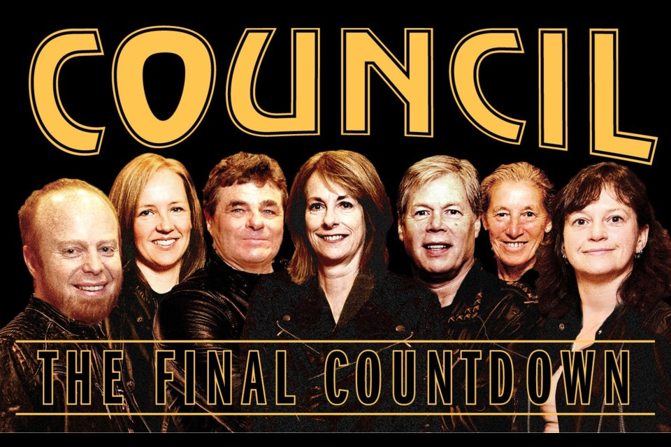 Council: The final countdown - With one year left in their term, Whistler's rockstar mayor and council reflect on what's been accomplished and the work left to come. Story by Braden Dupuis